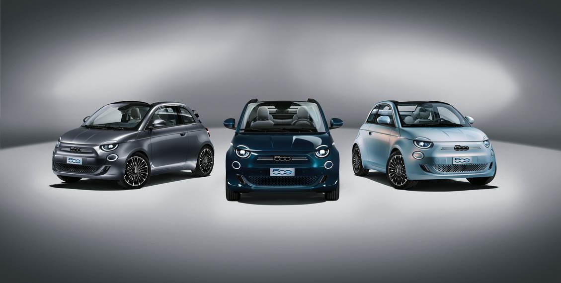 Presentado oficialmente el Fiat 500 eléctrico