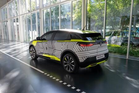 Renault Megane Electrico 1 Teaser