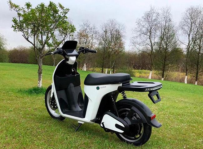Ciclomotor electrico Wellta Taiga.